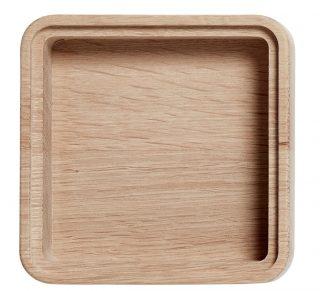 Kreatívna kombinácia 5 ks krabičiek rôznych veľkostí resp. s rôznym počtom vnútorných priehradok z dubového dreva v prírodnej farbe, ktoré je možné medzi sebou kombinovať.