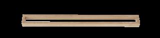 Klasický a elegantný vešiak na jeden uterák z dubového dreva v prírodnej farbe.